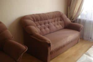 Фото Перетяжка мягкой мебели