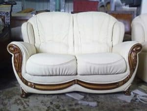 Фото Ремонт мягкой мебели