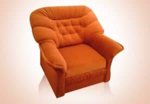 Фото Перетянутое кресло