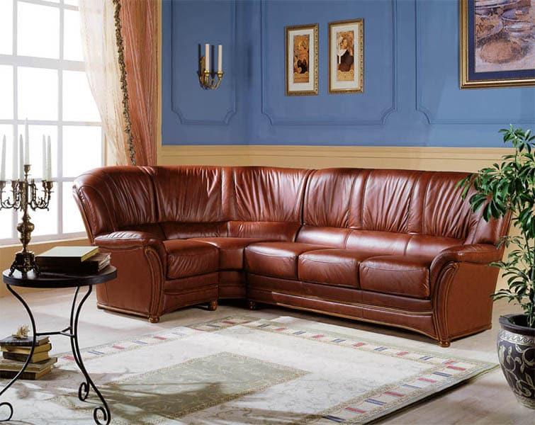 Фото Кожаная мебель
