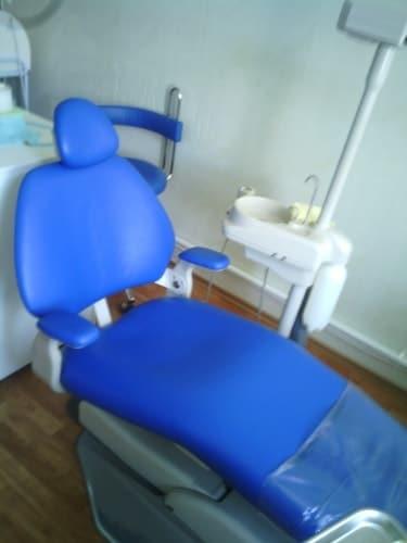 Перетяжка стоматологических кресел