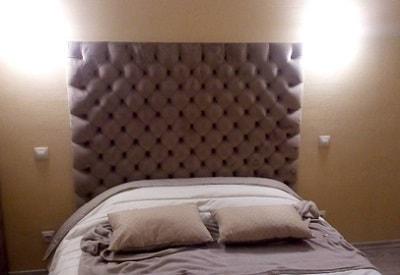 Фото Перетяжка кровати